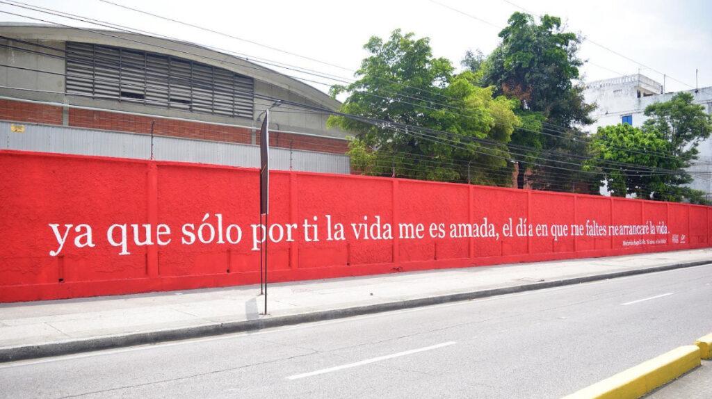 Municipio de Guayaquil solicitó a Fiscalía investigar proyecto 'Letras Vivas'