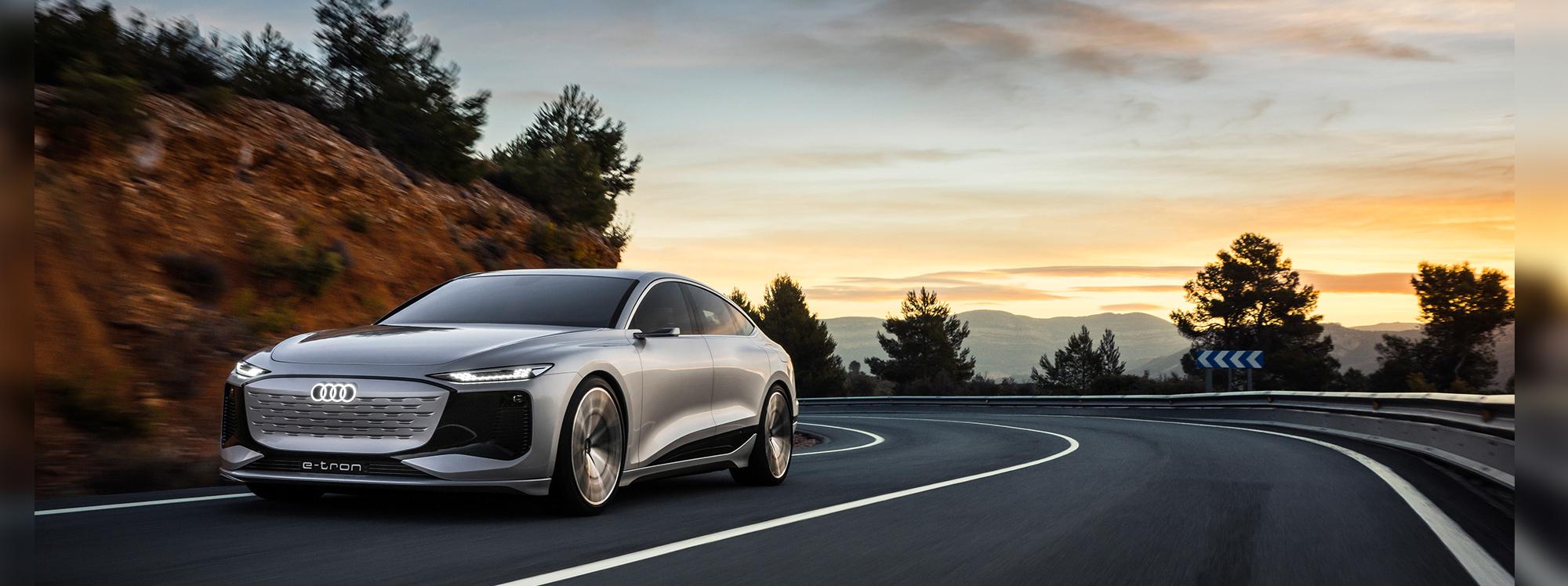 Nuevo A6, la e-volución de Audi