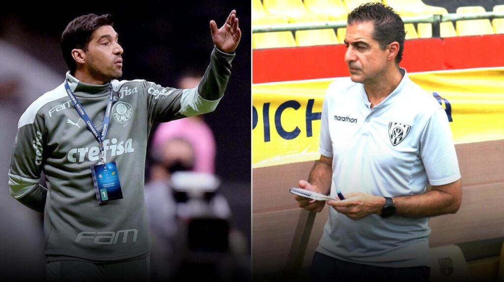 Palmeiras vs. Independiente del Valle: un duelo de técnicos portugueses