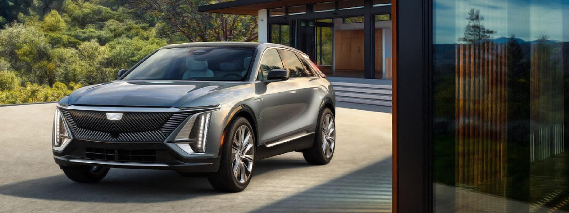 Lyriq 2023: el futuro eléctrico de Cadillac
