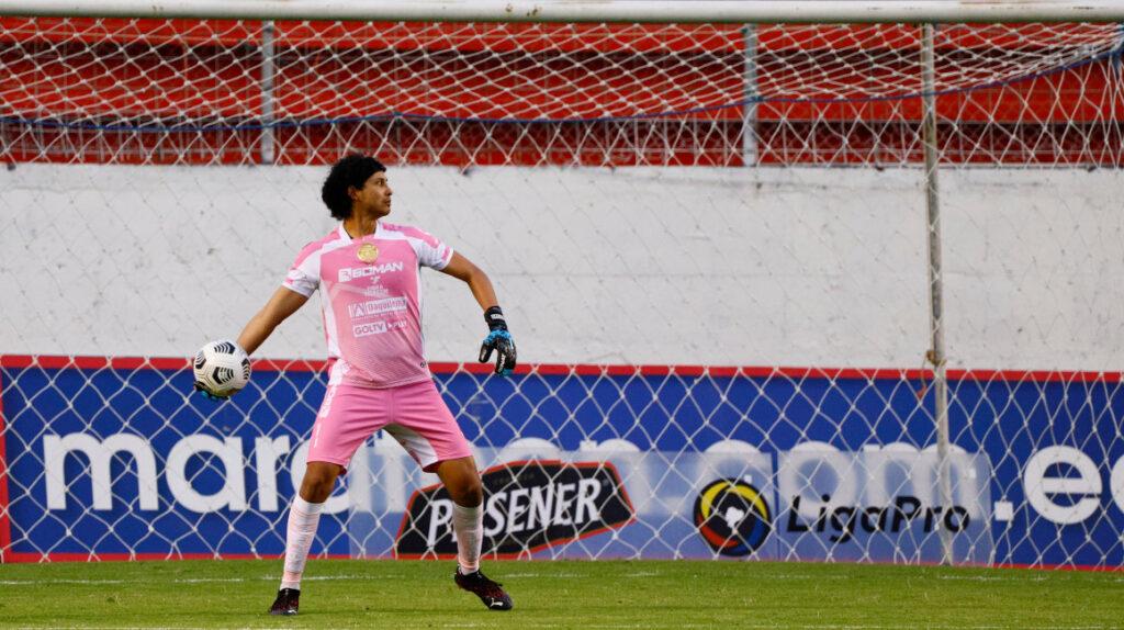 José Gabriel Cevallos se une a la Selección en lugar de Hernán Galíndez