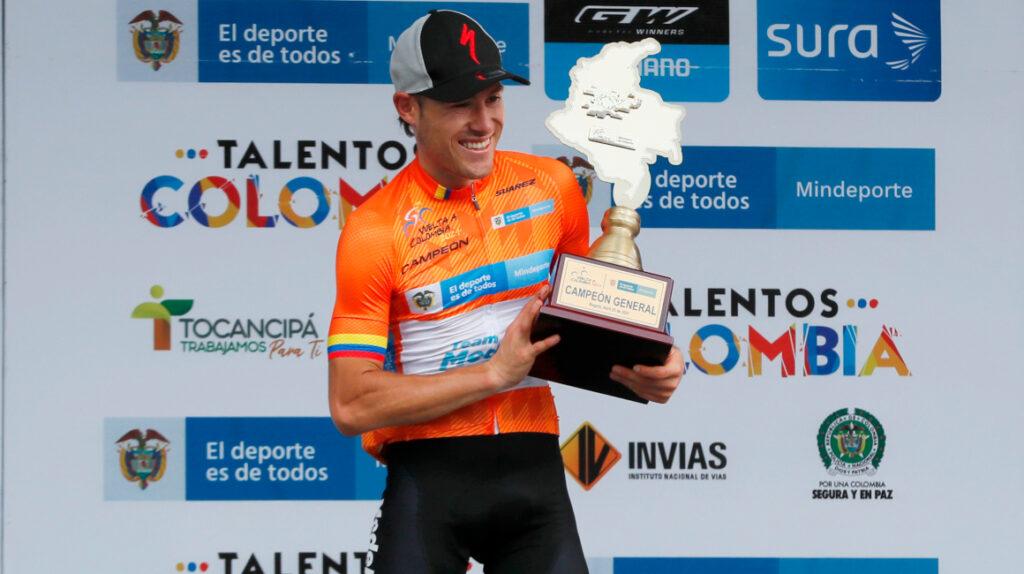José 'Tito' Hernández es el nuevo campeón de la Vuelta a Colombia