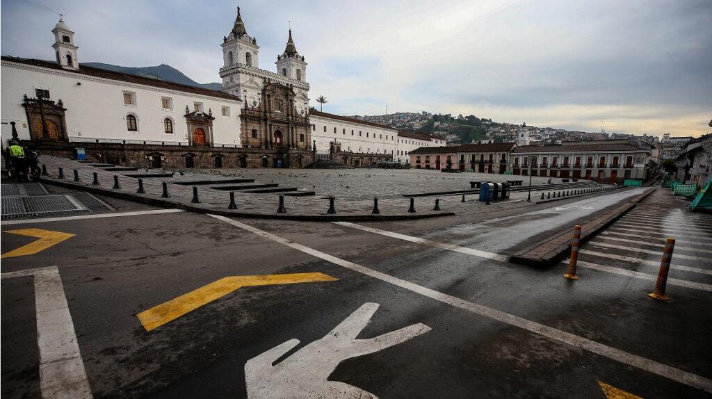 Centro Histórico: suenan las campanas del 'turismo de romance'