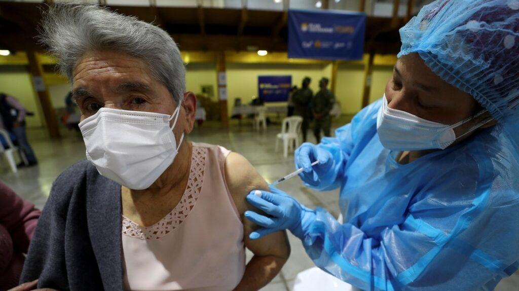 23 de abril de 2021: Ecuador acumula 371.306 contagios de Covid-19
