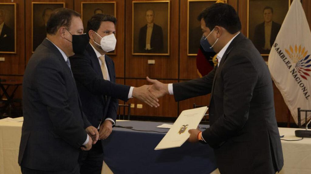 Ley para gestionar la pandemia, en manos de la Asamblea