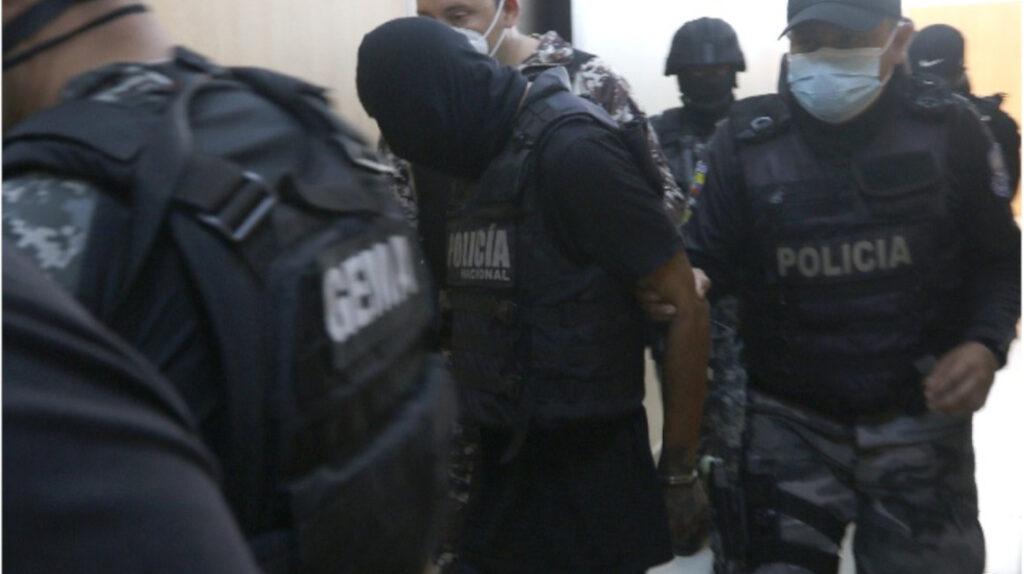 'Alvarito' confesó que solo querían asustar a Efraín Ruales