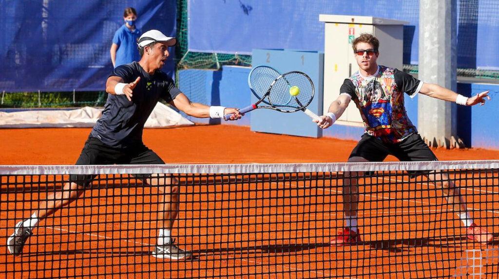 Gonzalo Escobar jugará en dobles masculinos y mixtos en Wimbledon