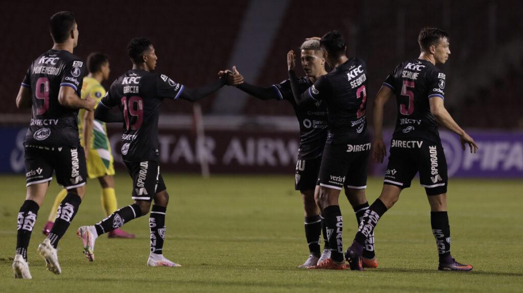 Independiente empata y mantiene el invicto por Libertadores en Quito