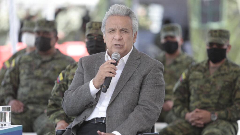 """Presidente de diputados pide que Lenín Moreno se """"disculpe"""" con Bolivia"""