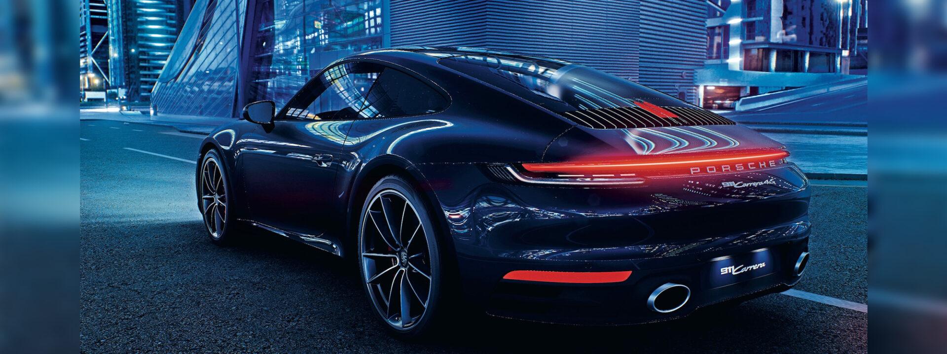Porsche y el software de Fortnite unen fuerzas para mejorar la experiencia de compra