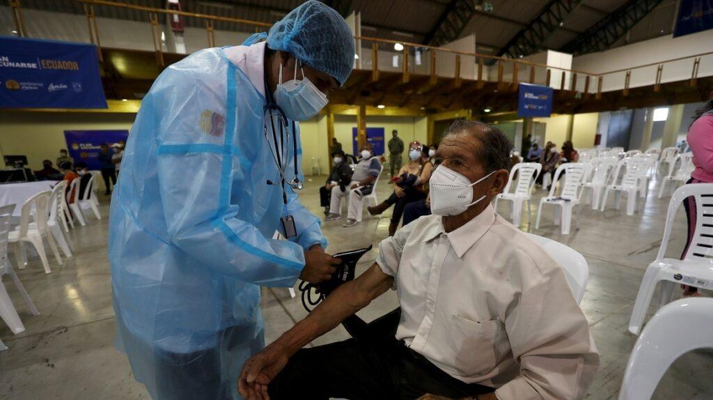 21 de abril de 2021: Ecuador suma 1.689 casos de Covid en 24 horas