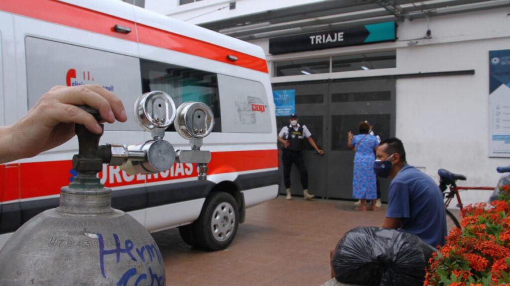 Coronavirus: repositorio Ecuacovid registra un aumento de mortalidad del 100%