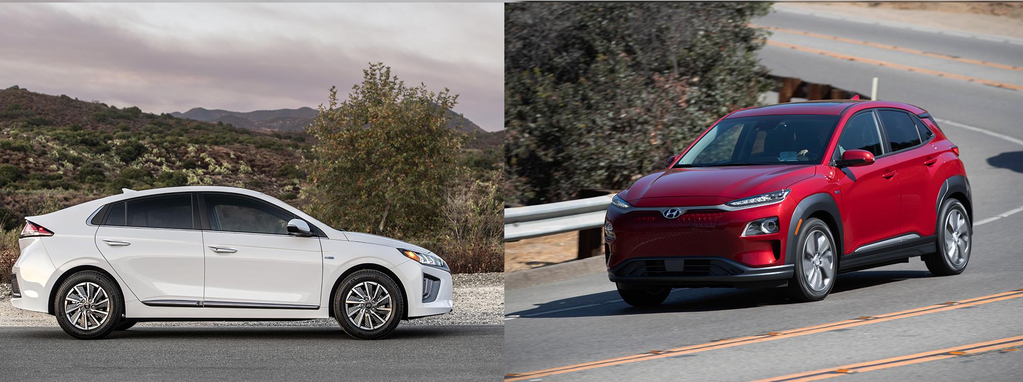 Dos modelos de Hyundai entre los 10 mejores vehículos eléctricos del 2021