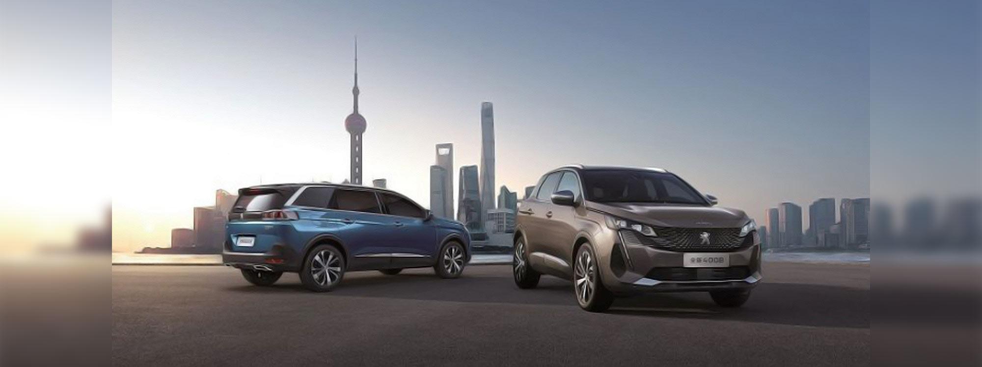 Peugeot presenta su nueva gama de vehículos SUV