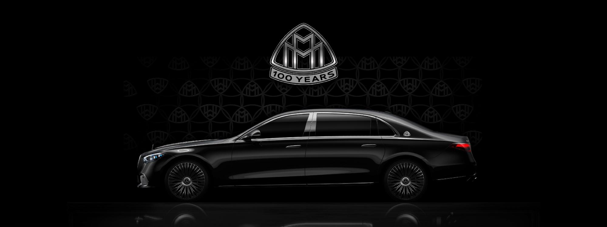 Mercedes-Maybach 100 años como pináculo de lujo y empoderamiento creativo