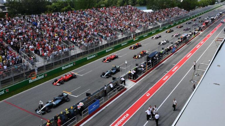 La Fórmula 1 tendrá 23 carreras en 2022, con el estreno de Miami