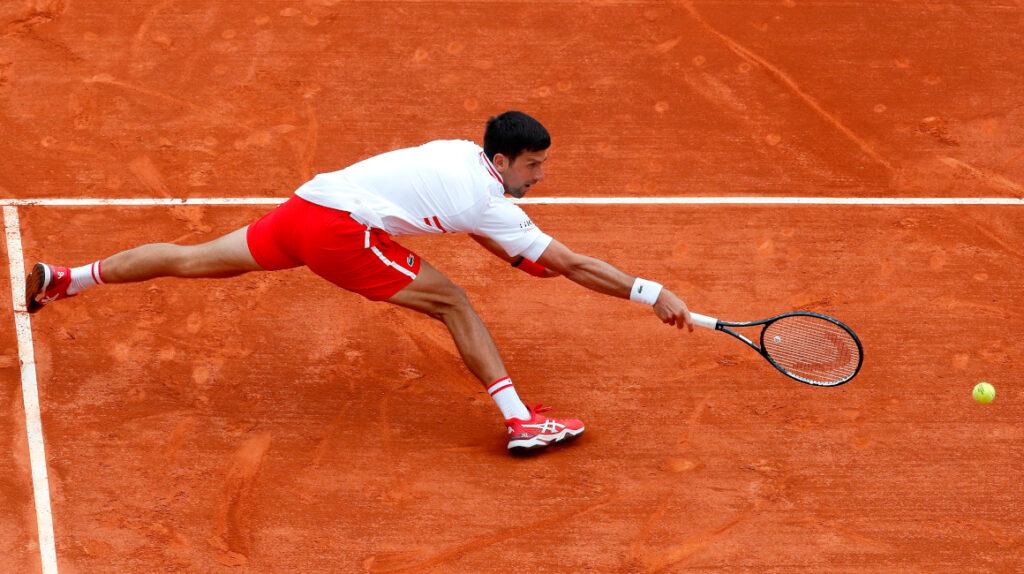 Novak Djokovic, eliminado en octavos de final en Montecarlo