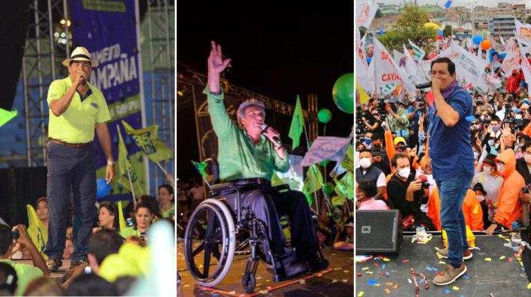El correísmo participó en todas las elecciones presidenciales desde 2006, en 2021 perdieron la contienda por primera vez.