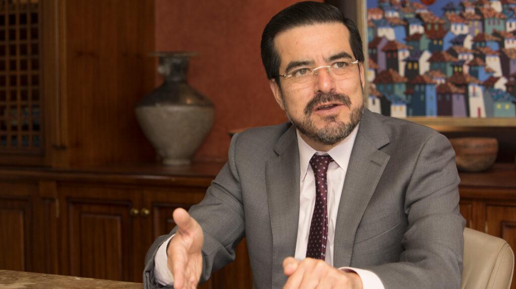 Carlos Loaiza: hay empresas de Centroamérica que quieren invertir en Ecuador