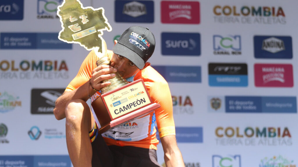 La Vuelta a Colombia 2021 tendrá 25 equipos y recorrerá 1.190 kilómetros
