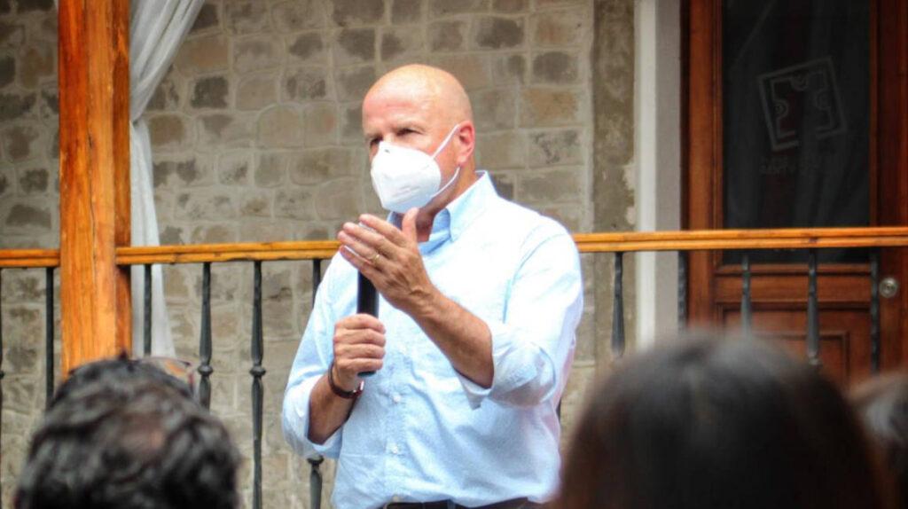 Ecuador supera los 10 millones de dosis de vacunas para Covid-19
