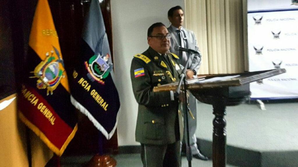 Caso Isspol: Espinosa de los Monteros deja la prisión preventiva