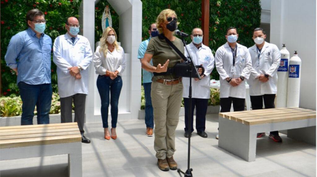 Municipio de Guayaquil inicia vacunación con 1.300 adultos mayores