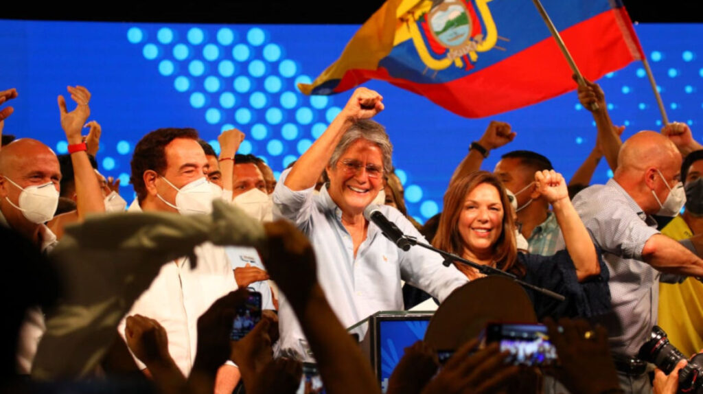 Lasso gana en 17 provincias y saca 426.114 votos de ventaja al correísmo
