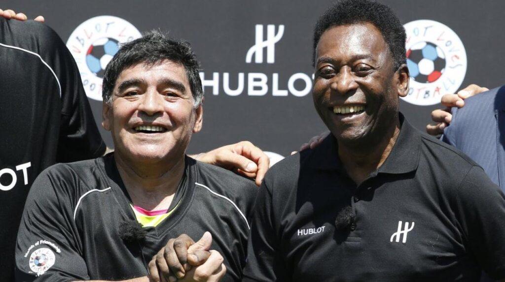 Una plaza en Río de Janeiro llevará el nombre de Maradona