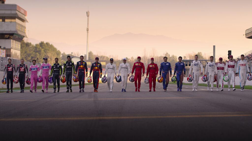 Drive to Survive 3: Del mal año de Ferrari al accidente de Grosjean