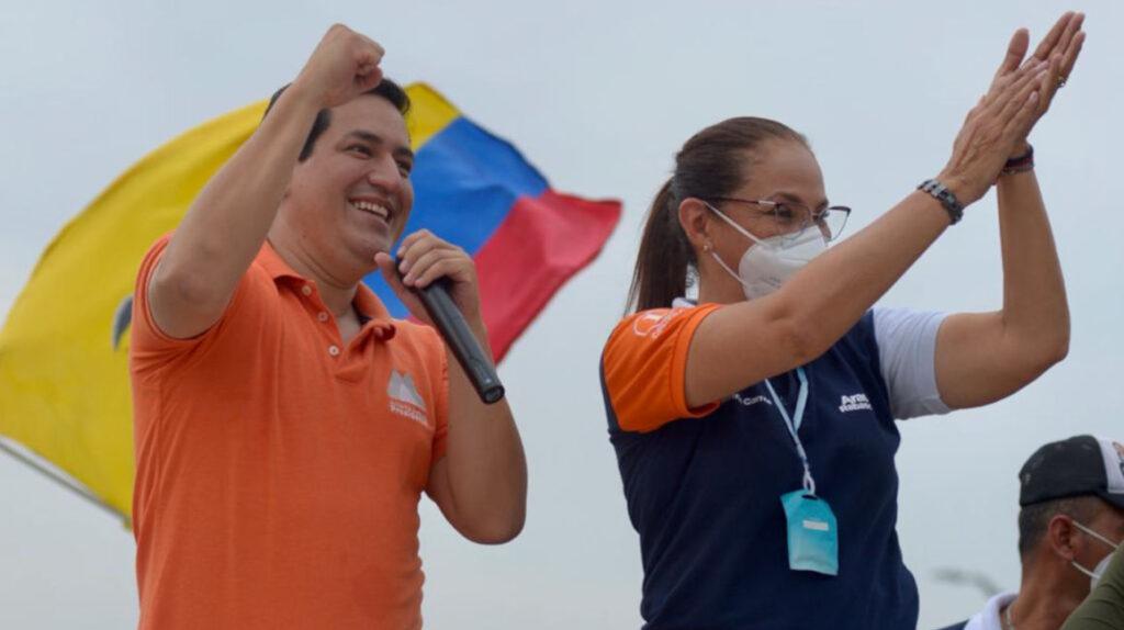 Andrés Arauz es la oferta de renovación del correísmo