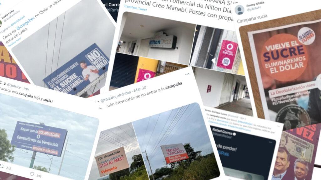 Segunda vuelta: la campaña sucia reinó en las redes sociales
