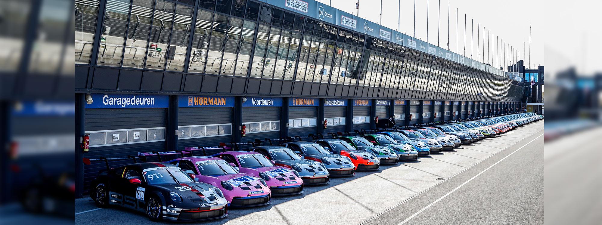 Porsche utilizará biocombustibles en la  Supercopa Porsche Mobil 1