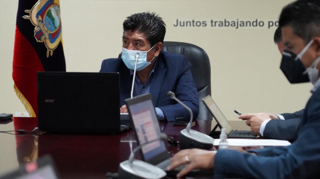 Comisión de Mesa dice que alcalde Yunda incurrió en causales de remoción
