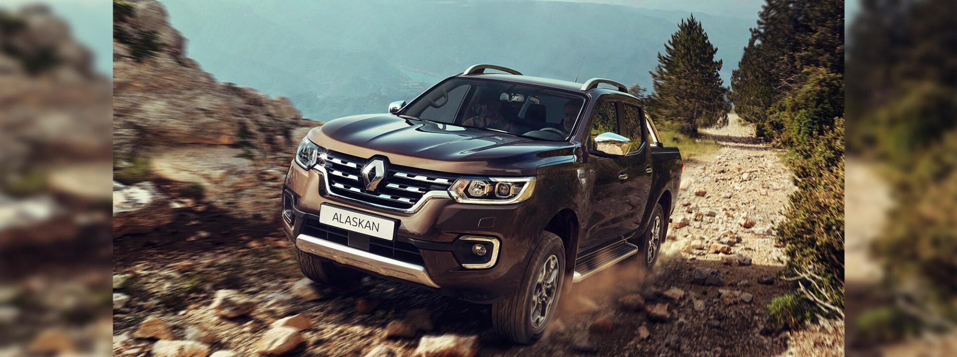Renault Alaskan Iconic 4×4, promesa de tecnología y comodidad