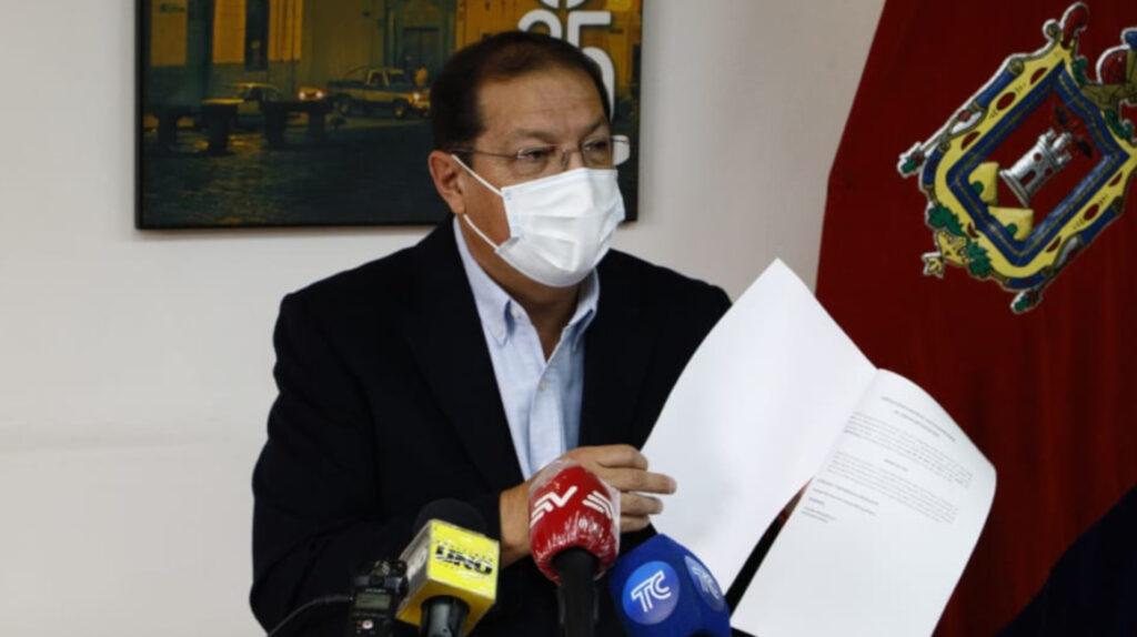 Guarderas pide a la Contraloría una auditoría sobre la gestión de Yunda