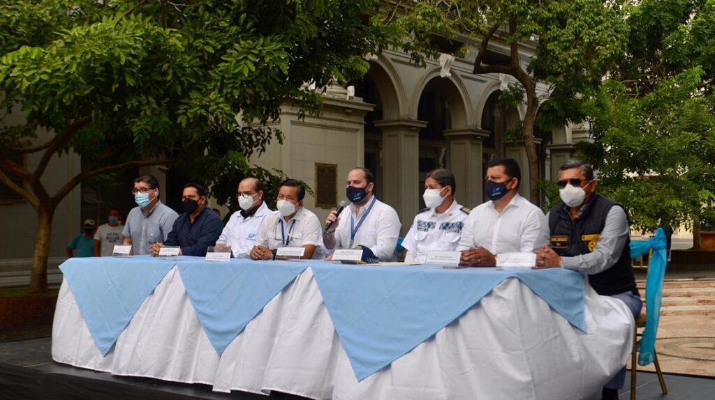 Guayaquil reporta alza en contagios y muertes por Covid-19