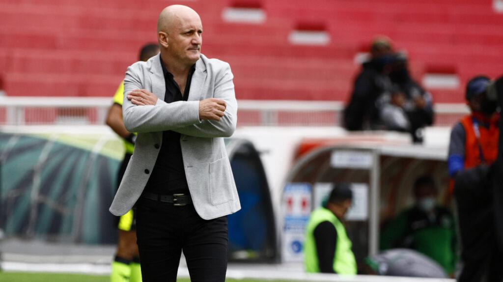 Liga de Quito sufre y apenas empata ante Mushuc Runa en Ponciano