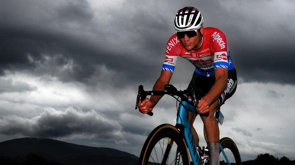 Mathieu Van der Poel buscará defender el título del Tour de Flandes