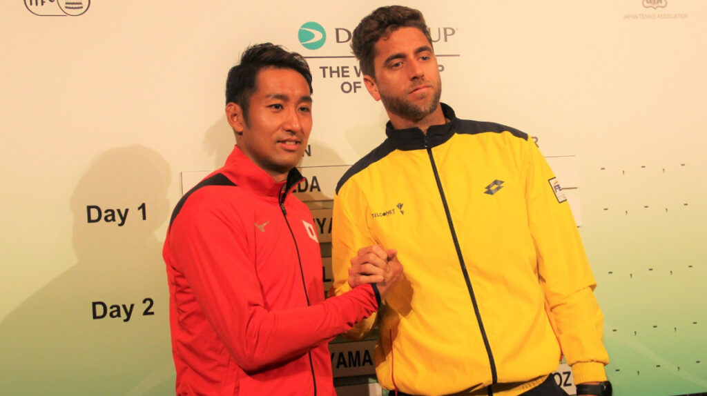 Cuatro tenistas japoneses jugarán el Challenger de Salinas