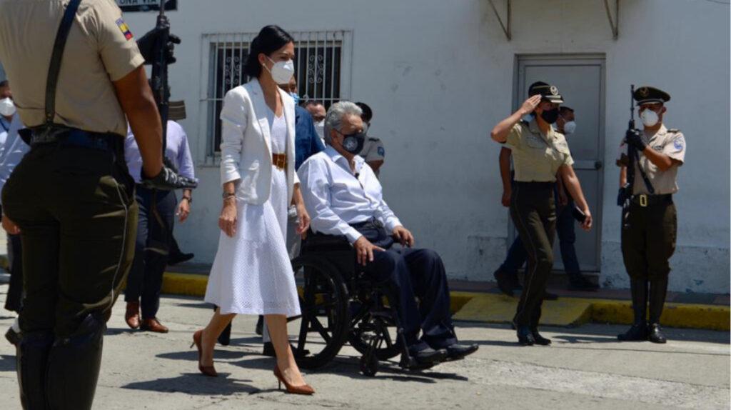 Lenín Moreno firmó decreto de estado de excepción en ocho provincias