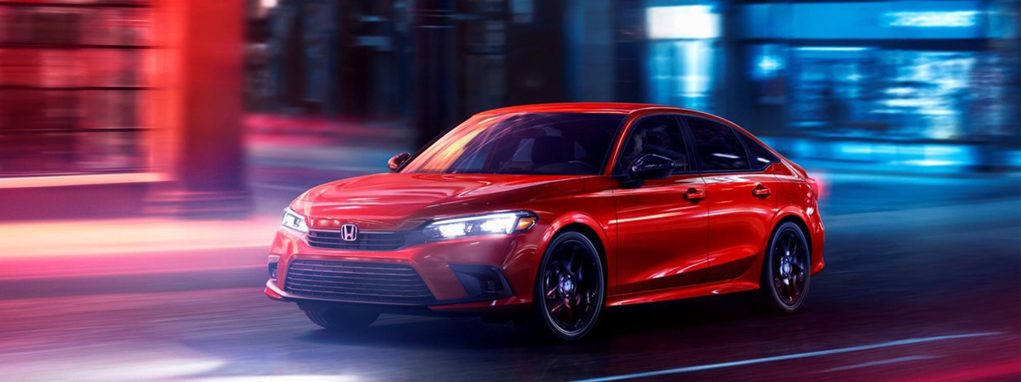 Honda presenta la nueva generación del icónico Civic