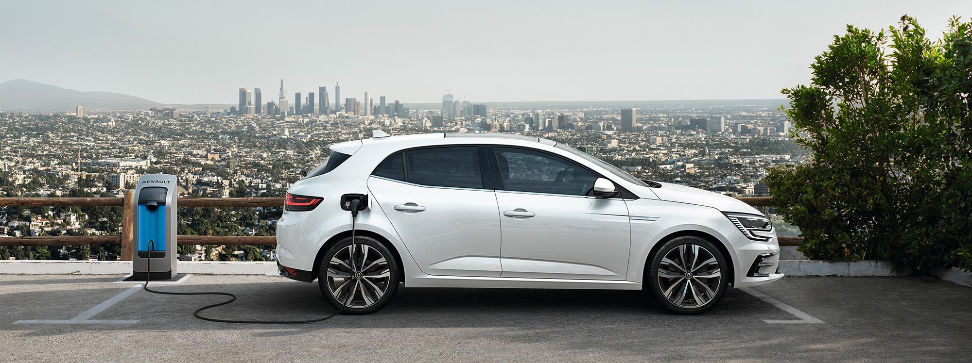 El nuevo híbrido de Renault ahorra hasta un 40% de combustible