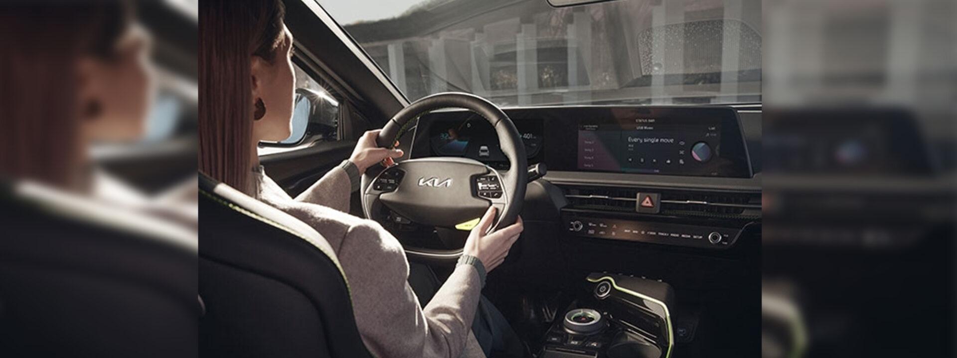El conductor es prioridad en la cabina del futuro