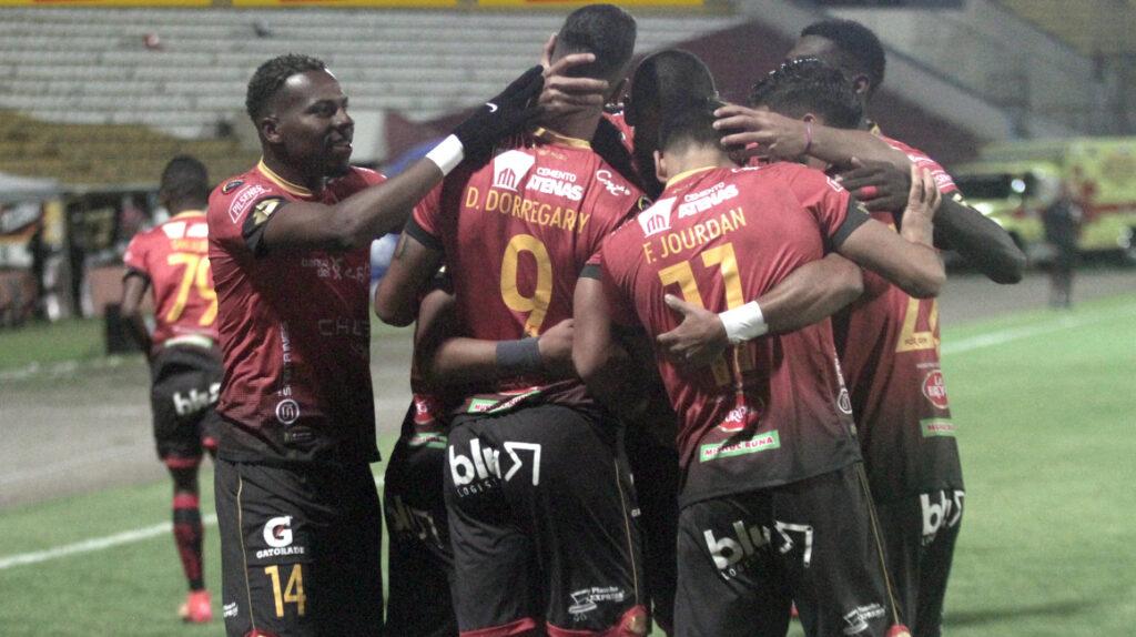 Deportivo Cuenca vence a Técnico y suma su cuarta victoria en LigaPro