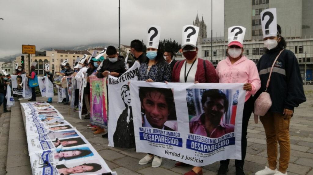 Manifestaciones: los problemas heredados que recibe Lasso