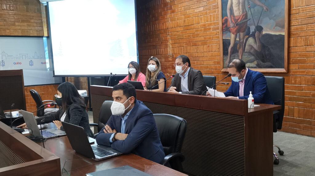 Sin consensos: el juego político antecede a la elección de la Vicealcaldesa de Quito