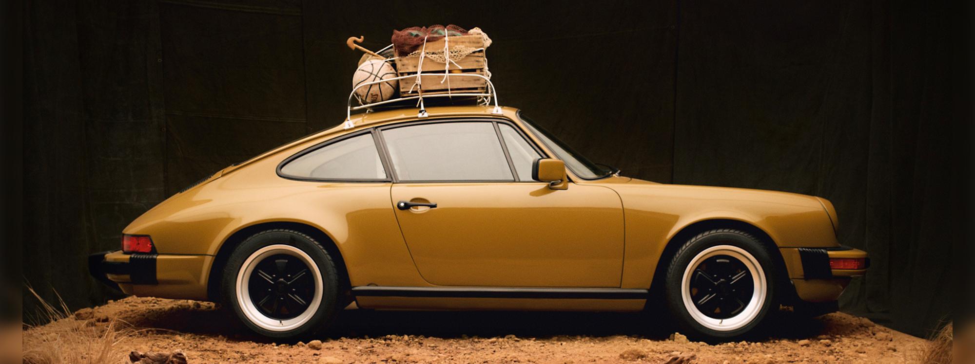 La moda neoyorquina viste a Porsche