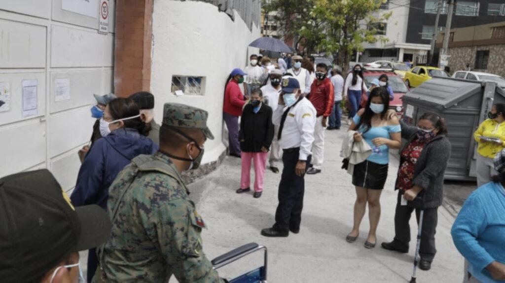 10 de agosto: Ecuador suma 98 contagios de coronavirus en 24 horas