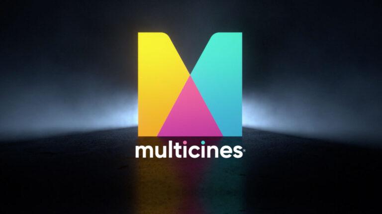 Multicines cumple 25 años y lo celebra con nuevo logo